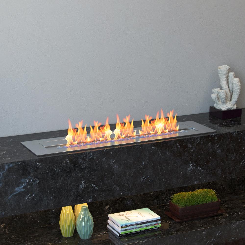 Regal Flame Pro 24 Inch Bio Ethanol Fireplace Burner