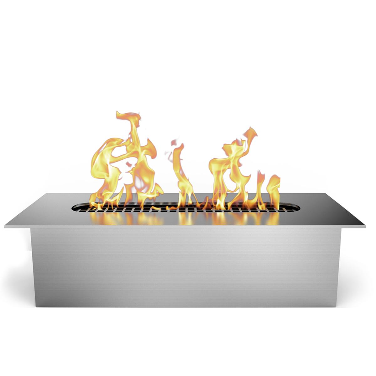 Groovy Regal Flame Slim 8 Inch Bio Ethanol Fireplace Burner Insert 5 Liter Download Free Architecture Designs Scobabritishbridgeorg