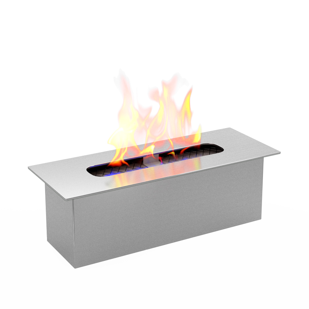 Regal Flame Slim 8 Inch Bio Ethanol Fireplace Burner
