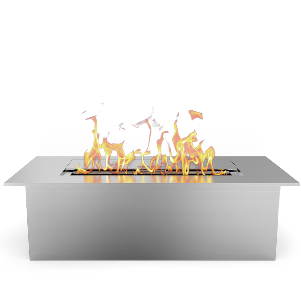 regal flame slim 12 inch bio ethanol fireplace burner insert 1 5