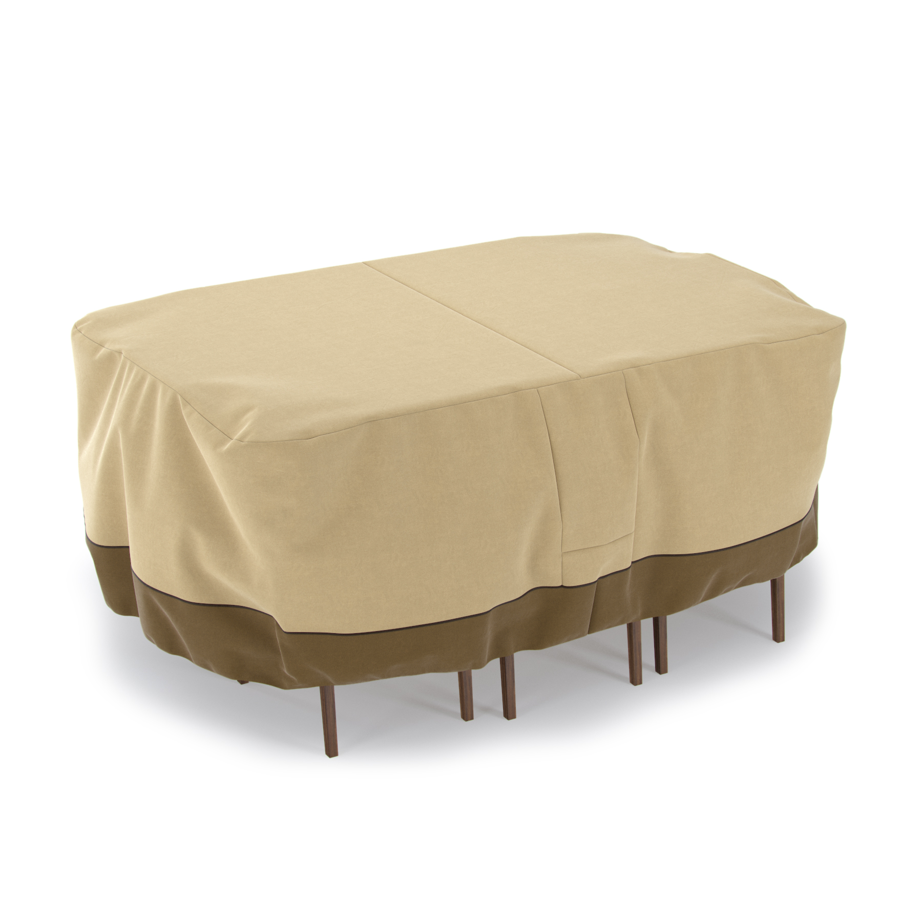 Heavy duty patio furniture covers montlake fadesafe for Uv patio furniture covers