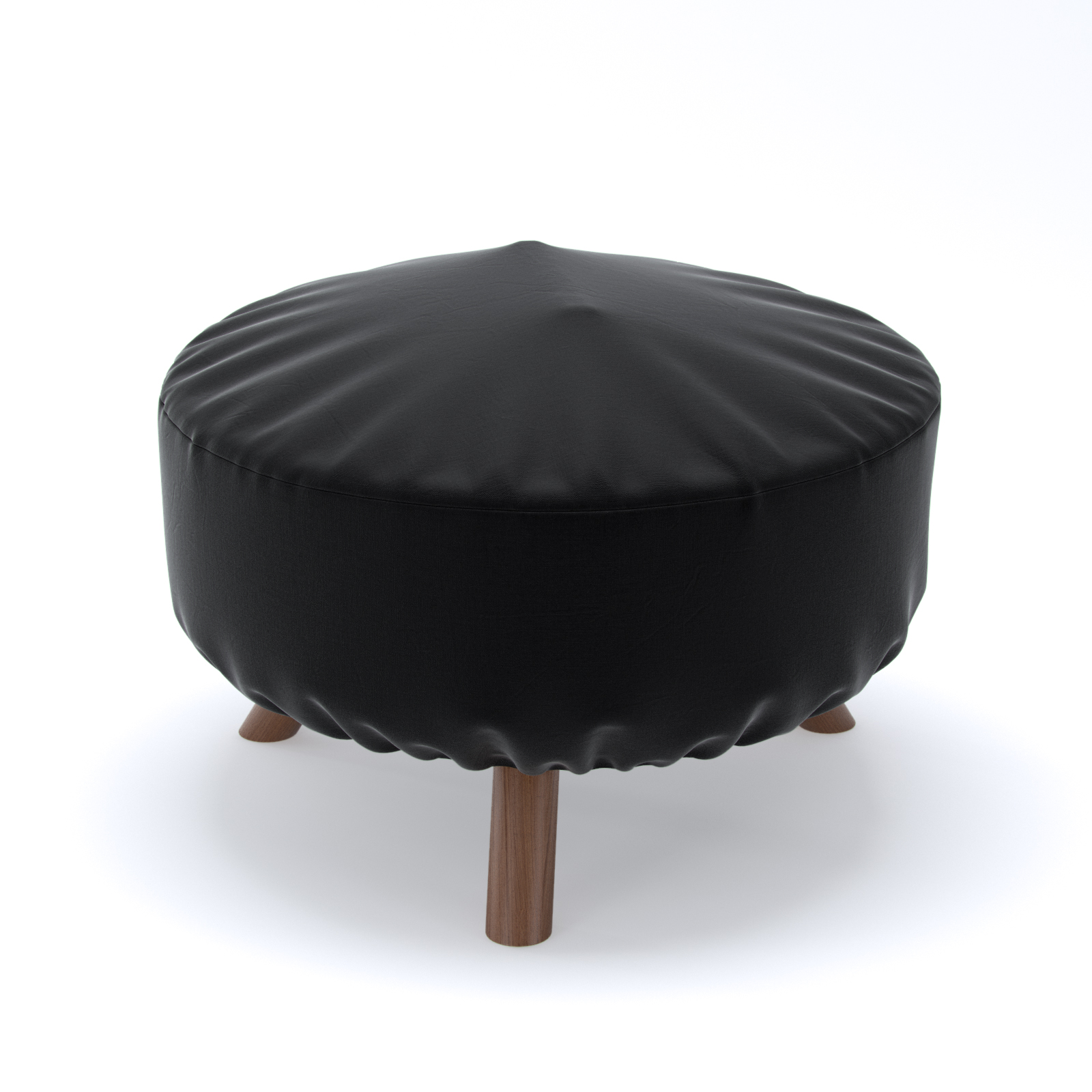 Dura Covers 32 Inch Black Heavy Duty Round Fire Pit Cover Durable And Water Resistant Firepit