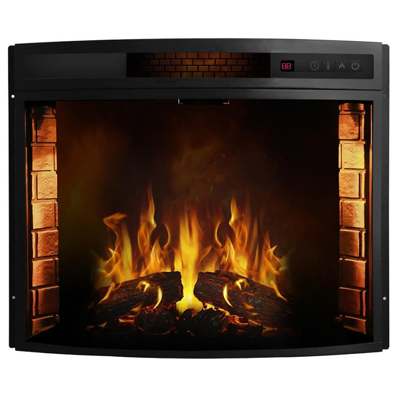 Regal Flame 23 Inch Curved Ventless Heater Electric