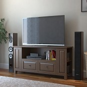 Ryan Rove Apallo 44 Inch TV Console in Brown