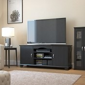 Ryan Rove Chester 60 Inch TV Console in Black