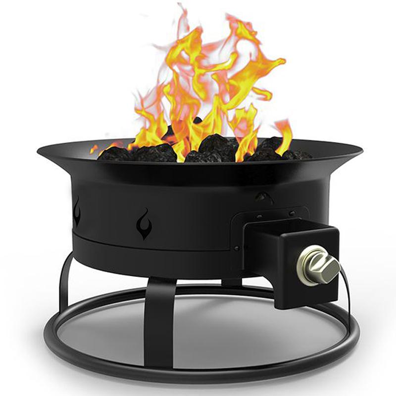 Btu Portable Propane Outdoor Fire